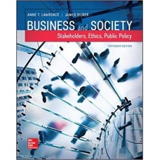 BUSINESS AND SOCIETY STAKEHOLDERS 15ED