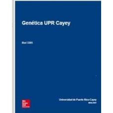 GENETICA BIOL 3305 UPR-CAYEY