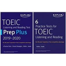 TOEIC PREP SET 2 BOOKS