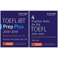TOEFL PREP SET 2 BOOKS