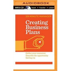CREATING BUSINESS PLANS 20 MIN MP3 AUDIO