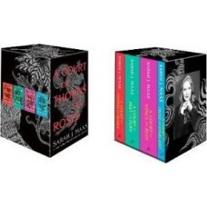 A COURT OF THORNS AND ROSES BOX SET 4 BK