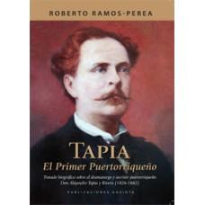 TAPIA EL PRIMER PUERTORRIQUEÑO
