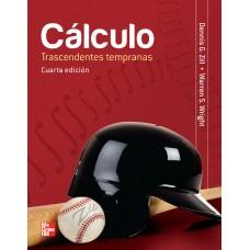CALCULO COMBO 4ED TRASCENDENTEES TEMPRA
