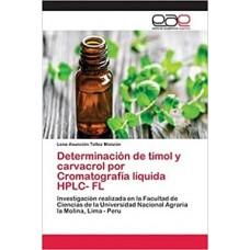 DETERMINACION DE TIMOL Y CARVACROL POR