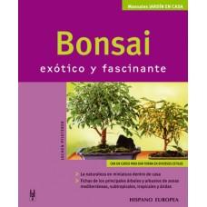 BONSAI EXOTICO Y FASCINANTE