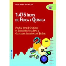 1475 ITEMS DE FISICA Y QUIMICA