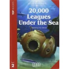 20000 LEAGUES UNDER THE SEA PACK WITH CD