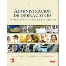 ADMINISTRACION DE OPERACIONES 12ED